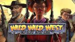 wild wild west the great train heist slot