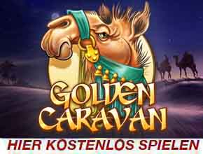 golden caravab slot