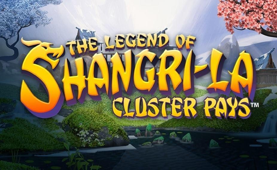 The Legend of Shangri La Cluster Pays Slot