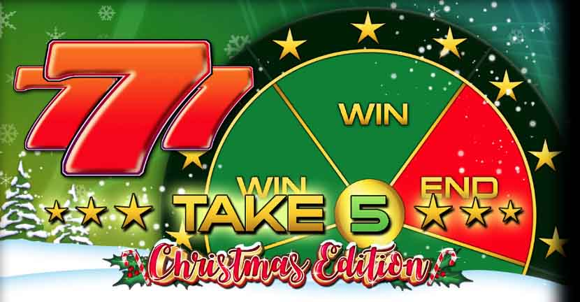 Take 5 Christmas Edition Slot