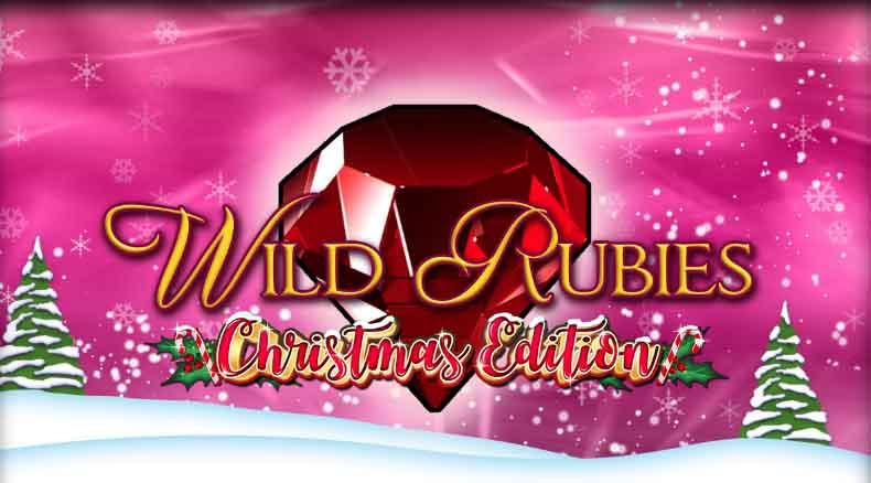 Wild Rubies Christmas Edition Slot