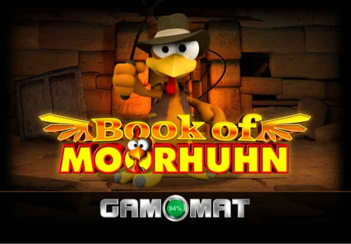 book of moorhuhn slot