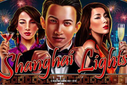 shanghai lights slot
