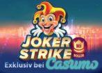 joker strike slot bei casumo