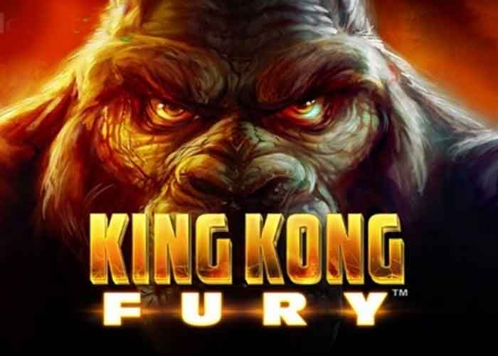 king komg fury slot