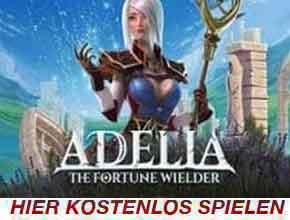 Adelia the fortune Wielder Slot
