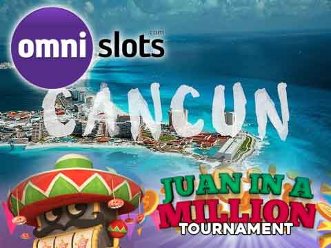 Omnislots Juan in a Million Tournament
