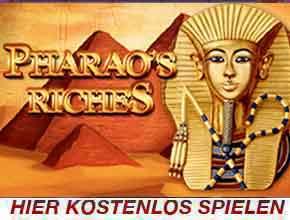 Pharao's Riches Slot