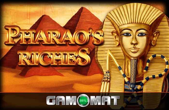 Pharao Riches Slot
