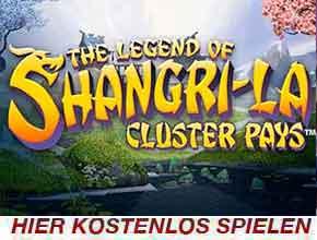 The legend of shangri la cluster pais slot