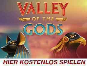 Der Valley of the Gods Slot