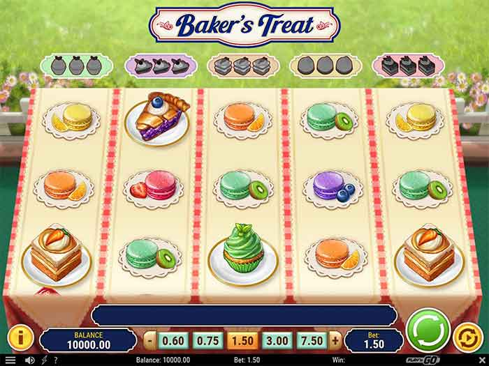Bakers Treat Slor