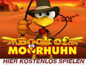 book of moorhun slot