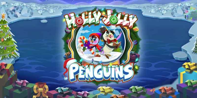 HollyJolly Penguins Slot