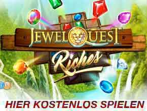 Jewel Quest Riches Slot