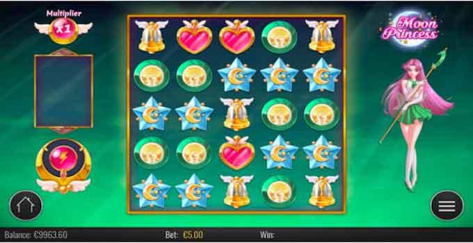 moon prinzess Slot-2