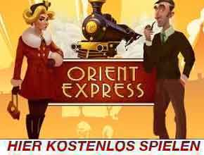 orient express slot