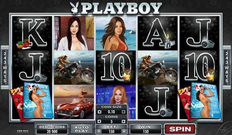 Der Playboy Slot