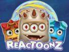 reactoons slot