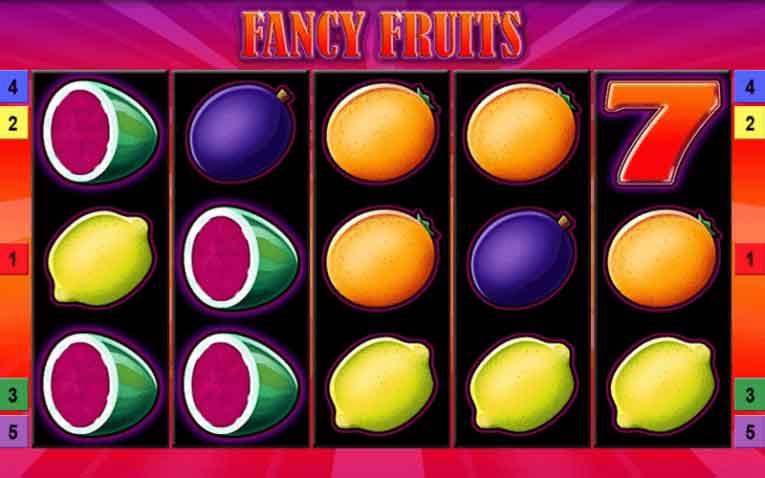 fancy fruit slot