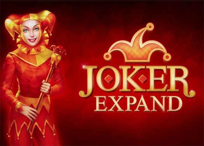 Joker Expand: 5-Linies Slot