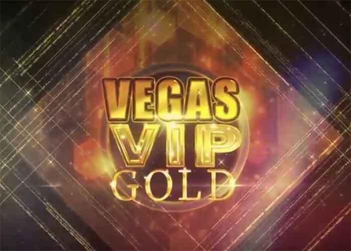 Vegas VIP Gold Slot