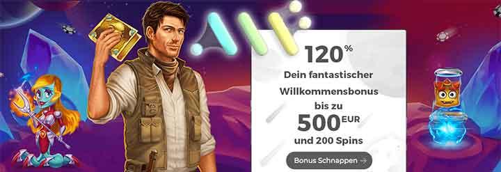 ald casino bonus