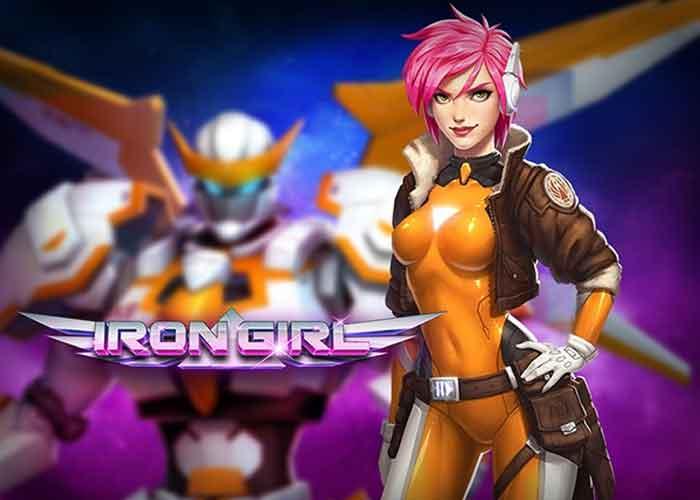 iron girl slot