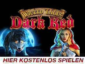 wicked tales dark red slot