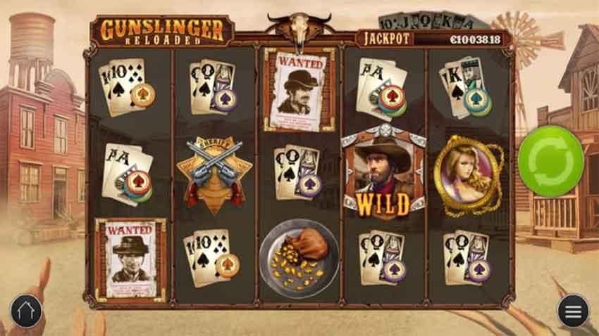 gunslinger Reloadet Slot
