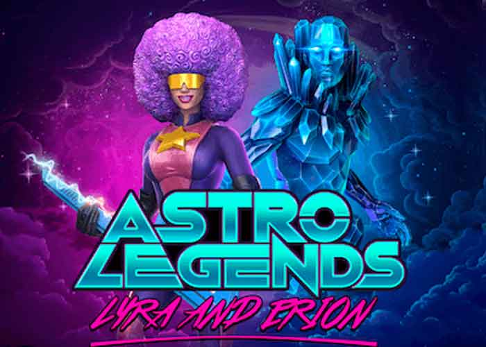 Astro Legends Lyra und Erion Slot