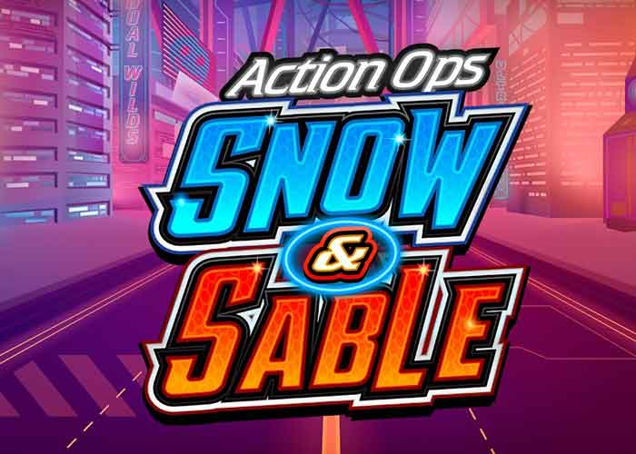 Action Ops: Snow and Sable Slot