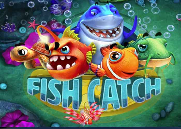 RTG Slots bei Intertops fish Chatch