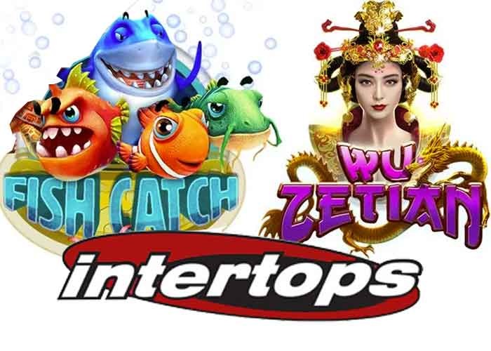 RTG Slots bei Intertops