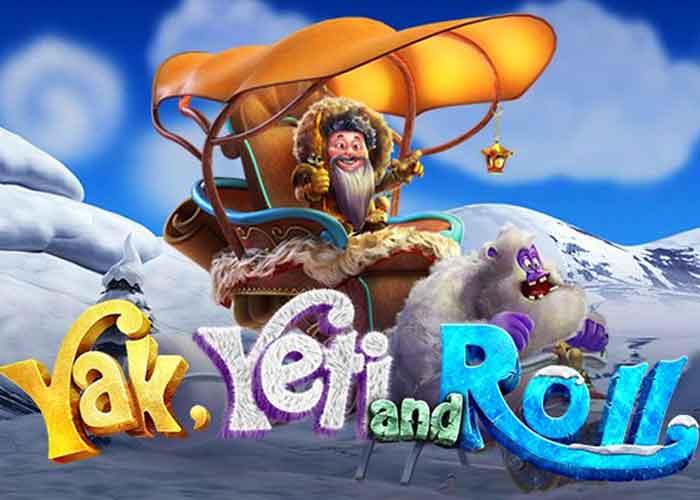 Read more about the article Der Yak, Yeti and Roll Slot, mit dem Eskimo Yak durch die Arktis