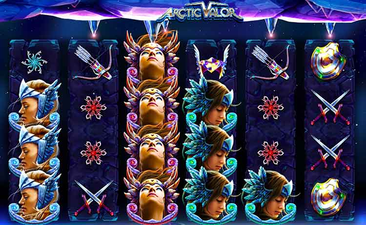 Arctuc Valor Slot