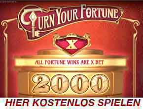 TurnYour Fortune Slot