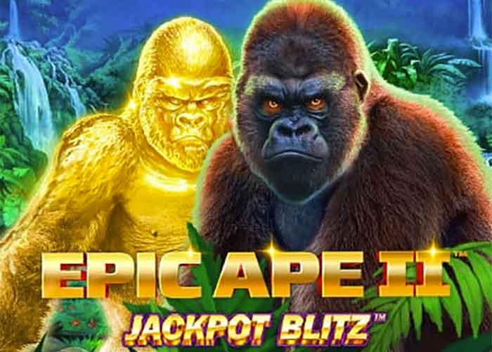 Read more about the article Der Epic Ape II Slot – Playtechs riesiger Dschungelgorilla ist zurück