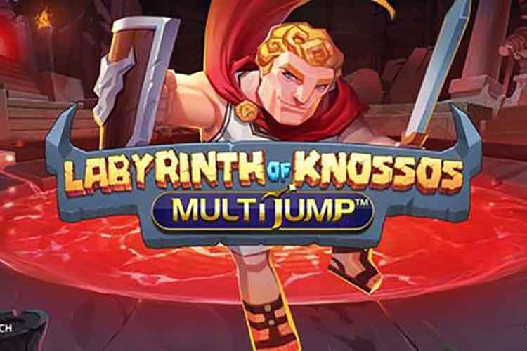Read more about the article Der Labyrinth von Knossos MultiJump Slot; eine Mischung aus Fantasy und Mythologie